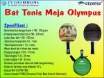 Bat Tenis Meja Olympus