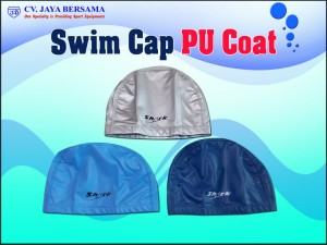 Swim Cap PU Coat