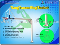 ring basket tanam, tiang tanam basket, tiang tanam bola basket, in ground basketball, ring basket rumah, ring basket garasi, backboard basketball, backstop basketball, planted basketball goal, papan pantul basket akrilik, basketball fix, basketball ring planting, ring basket tetap